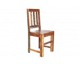 Štýlová masívna stolička Jakarta 95cm