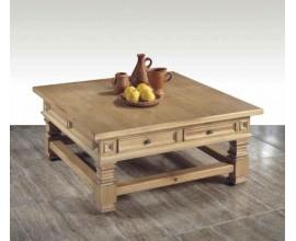 Koloniálny luxusný konferečný stolík Nuevas formas 60cm