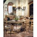 Klasický drevený jedálenský stôl Nuevas formas 200cm