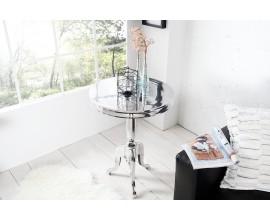 Dizajnový štýlový príručný stolík Jardin 75cm
