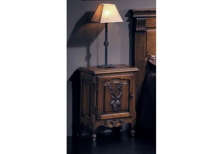 Nočný stolík s dvierkami Nuevas formas