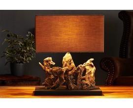 Luxusná jedinečná stolná lampa Araon