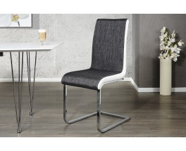 Dizajnová jedálenská stolička Metropolis II