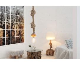 Štýlová závesná lampa Marinero