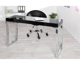 Luxusný jedinečný pracovný stôl Laptop čierna