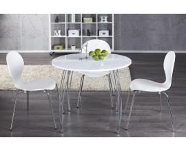 Štýlový moderný jedálenský stôl Arrondo - guľatý