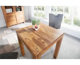Luxusný kaviarenský stôl z masívu Massive 70cm