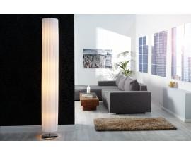 Moderná elegantná stojaca lampa Salone 200cm biela
