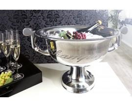 Misa na chladenie šampanského Champagne strieborná