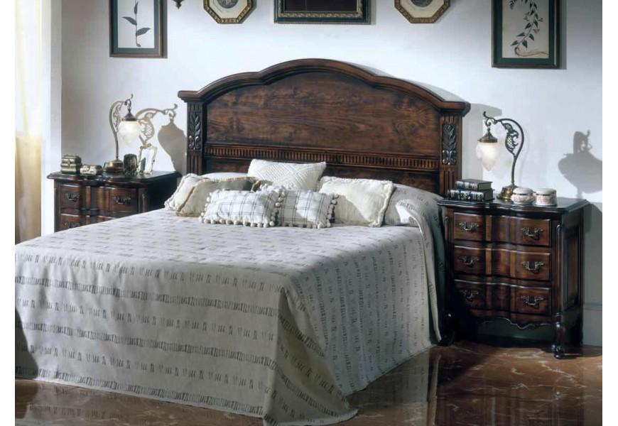 Luxusné zadné čelo postele Nuevas formas v rustikálnom štýle