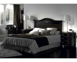 Koloniálne rustikálne zadné čelo postele Nuevas formas s ornamentálnym zdobením 170cm