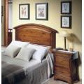 Zadné čelo postele (matrac 105cm) Arles