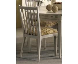Klasická drevená stolička Frontes s čalúnením 90cm