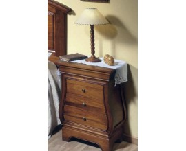 Luxusný nočný stolík Luis Philippe