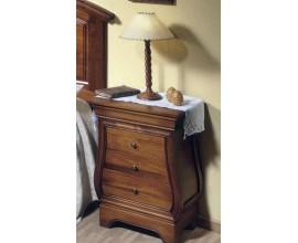 Rustikálny luxusný nočný stolík Luis Philippe 70cm