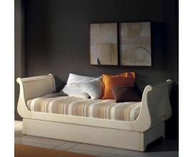 Luxusná posteľ pre matrac 90cm Luis Philippe