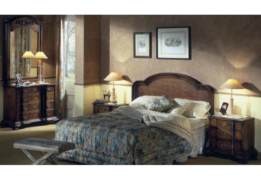 Luxusná spálňová zostava Selleccion 4 v rustikálnom štýle