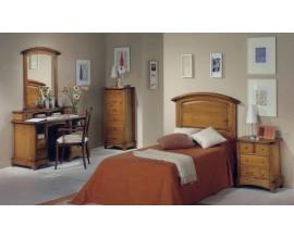 Klasická luxusná spálňová zostava Selleccion 15 z dreva