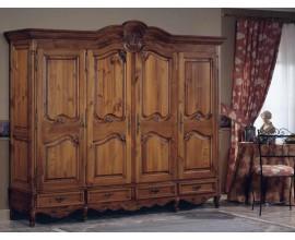 Luxusná rustikálna skriňa so štyrmi dvierkami Nuevas formas