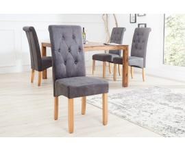 Štýlová stolička Valentino šedá