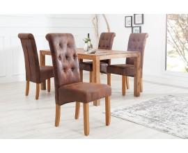 Štýlová stolička Valentino whisky