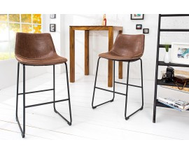 Štýlová barová stolička Django