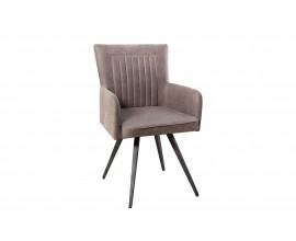 Štýlová stolička Roadster šedá
