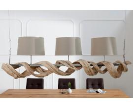 Dizajnové závesné svietidlo Vigine 165cm