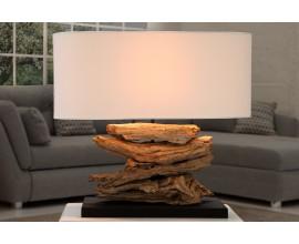 Dizajnová stolná lampa Riverine 55cm