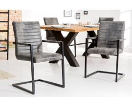 Štýlová stolička Imperial šedá