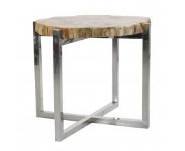 Štýlový príručný stolík CLADE