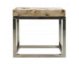 """Štýlový príručný stolík """"MALAUI"""""""