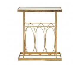Luxusný odkladací stolík REVISTERO