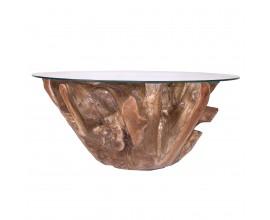 Luxusný masívny konferenčný stôl KIZOU