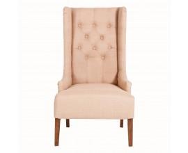 Dizajnová vintage stolička LOIRET
