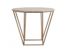 Dizajnový príručný stolík NIZHNI