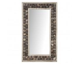 Luxusné zrkadlo CARACOLA 70x120 cm