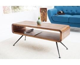 Dizajnový konferenčný stolík Alpha 100cm