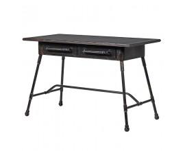 Dizajnový industriálny písací stôl Dallas