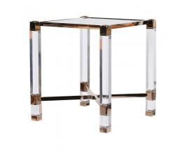 Dizajnový príručný stolík Aurora