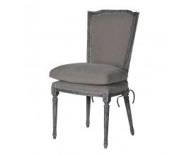 Štýlová čalúnená vintage stolička Constance