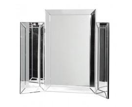 Štýlové zrkadlo Granada zložené z troch častí
