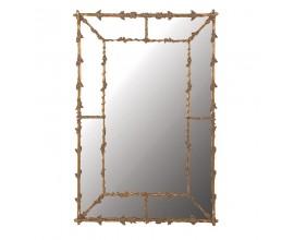 Luxusné nástenné zrkadlo s vyrezávaným rámom Elizabeth