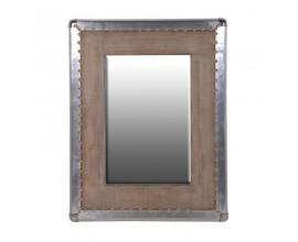 Masívne nástenné zrkadlo Amberley 90x70