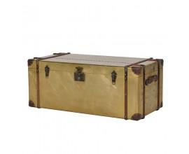 Luxusná zlatá truhlica Lotty II