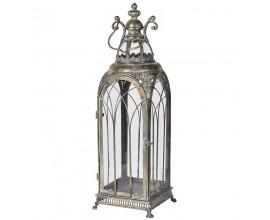 Jedinečný lampáš Monas v zámockom štýle