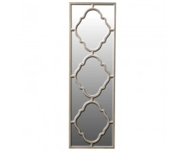 Dizajnové vysoké zrkadlo Granada Antic 120cm