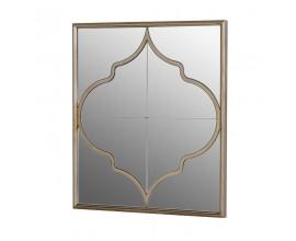 Luxusné štvorcové zrkadlo Granada Antic