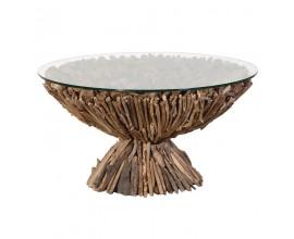 Štýlový konferenčný stolík Driftwood