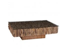 Dizajnový konferenčný stolík Driftwood